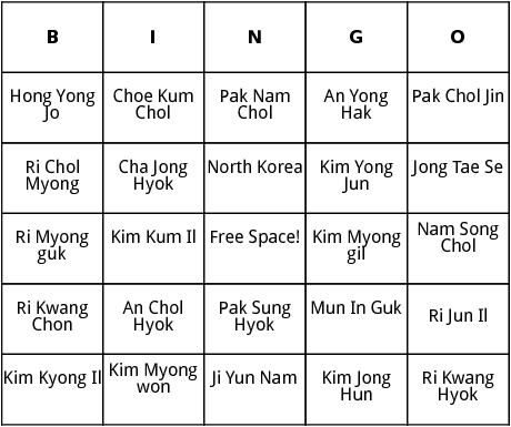 how to korean names work